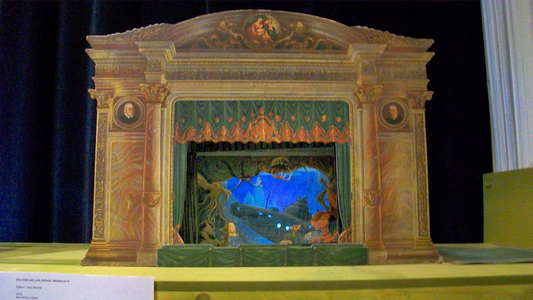 Spanish Toy Theatre